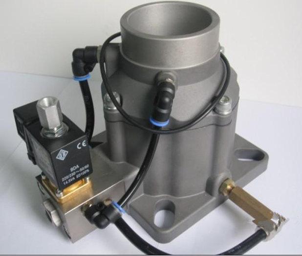 空压机进气阀工作原理